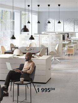 Canapé à IKEA