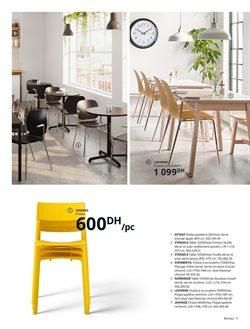 Bureau à IKEA