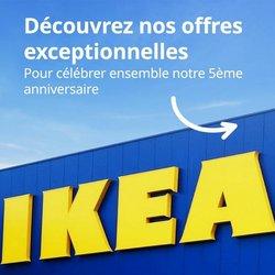 IKEA coupon à Casablanca ( 18 jours de plus )
