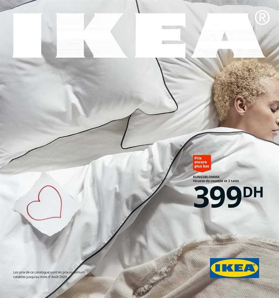Catalogue Ikea DU 30/08/2019 AU 31/08/2020