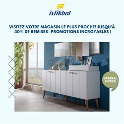 Istikbal coupon à Marrakech ( Expiré )