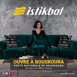 Istikbal coupon à Fès ( 19 jours de plus )