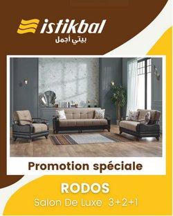 Promos de Maison et Bricolage dans le prospectus à Istikbal ( Expire ce jour)