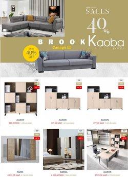 KAOBA coupon ( Plus d'un mois )