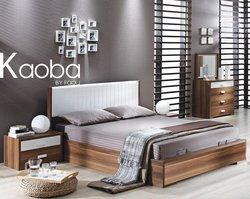 Promos de Maison et Bricolage dans le prospectus à KAOBA ( 6 jours de plus)