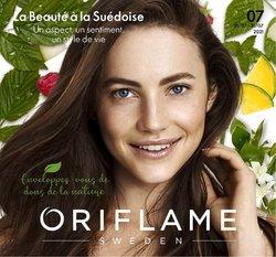 Promos de Parfumeries et Beauté dans le prospectus à Oriflame ( Plus d'un mois)