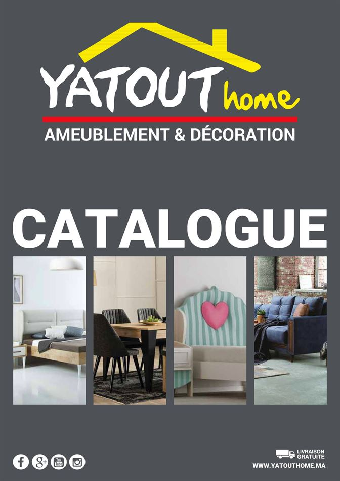 Catalogue Salons YATOUT DU 15/05/2020 AU 31/12/2020