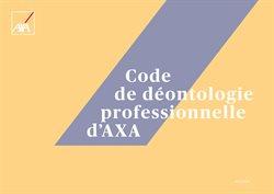 Axa Credit coupon ( Plus d'un mois )