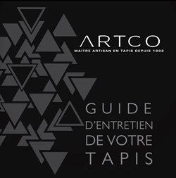 Promos de ARTCO dans le prospectus à ARTCO ( Plus d'un mois)
