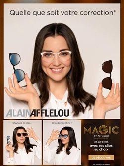 Promos de Parfumeries et Beauté dans le prospectus à Alain afflelou ( Plus d'un mois )