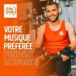 City Club coupon à Casablanca ( Expiré )