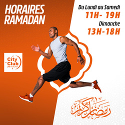 City Club coupon à Casablanca ( 10 jours de plus )