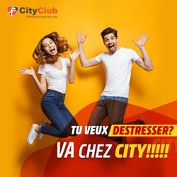 Promos de City Club dans le prospectus à Casablanca