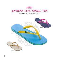 Promos de Vetêments, chaussures et accessoires dans le prospectus à Ipanema ( Plus d'un mois )