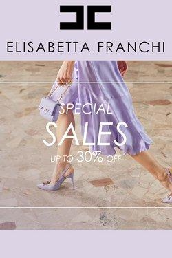 Promos de Elisabetta Franchi dans le prospectus à Elisabetta Franchi ( 18 jours de plus)
