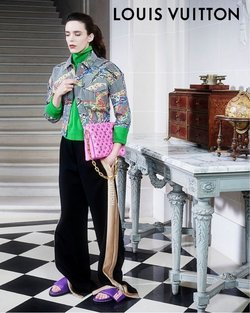 Promos de Louis Vuitton dans le prospectus à Louis Vuitton ( Plus d'un mois)