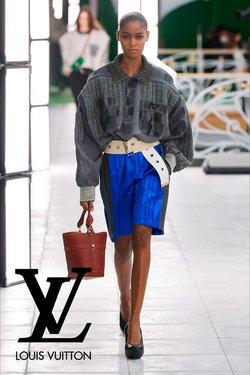 Promos de Vetêments, chaussures et accessoires dans le prospectus à Louis Vuitton ( Plus d'un mois)