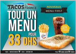 Tacos de France coupon ( 28 jours de plus )