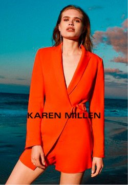 Promos de Karen Millen dans le prospectus à Karen Millen ( 24 jours de plus)