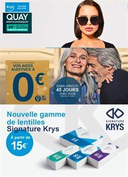 Krys coupon à Casablanca ( Expiré )
