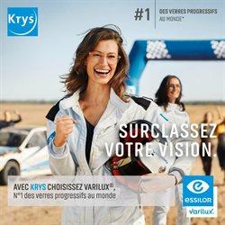 Promos de Parfumeries et Beauté dans le prospectus à Krys ( Plus d'un mois )