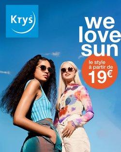 Promos de Parfumeries et Beauté dans le prospectus à Krys ( 18 jours de plus)
