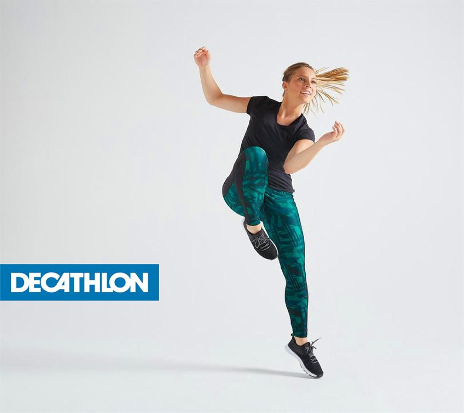 Catalogue New Women's T-Shirts DECATHLON 13/06/2020 AU 13/08/2020