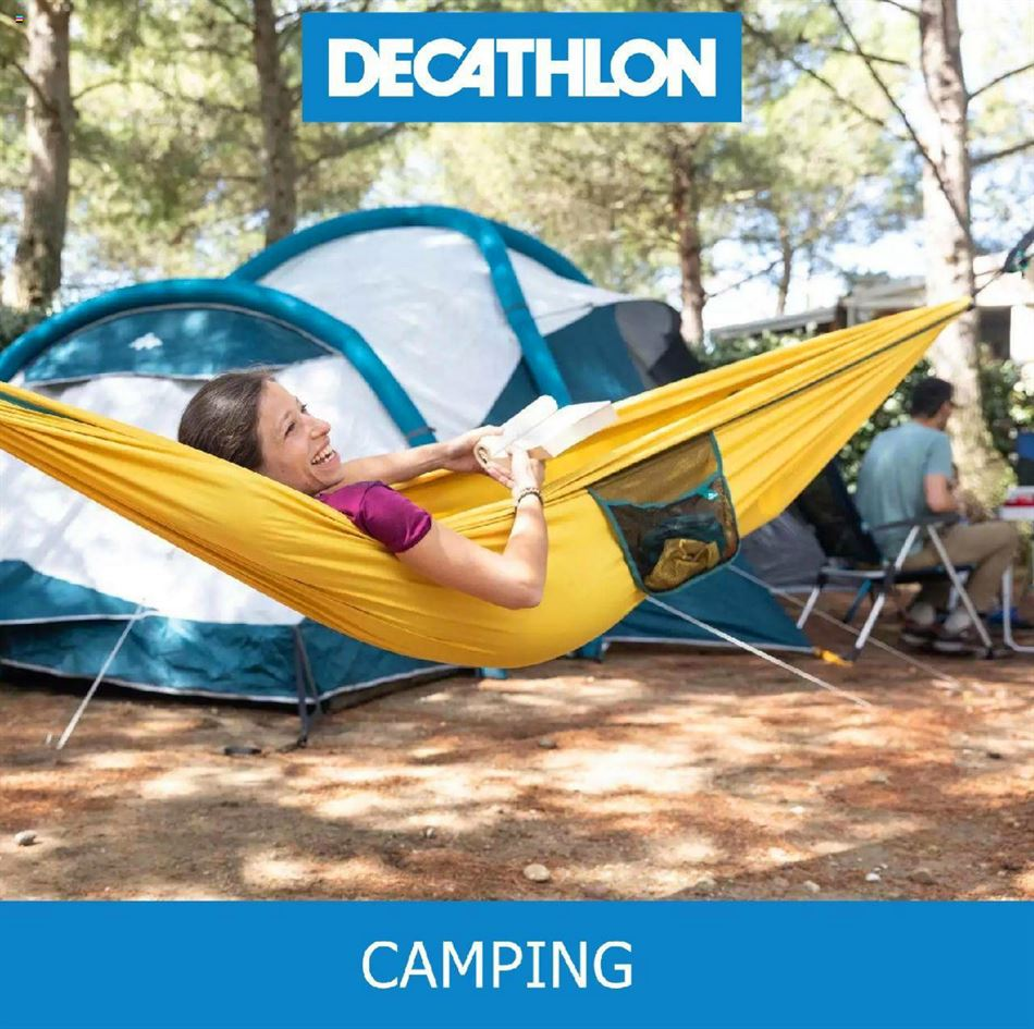 Catalogue Camping Collection DECATHLON DU 16/08/2020 AU 06/10/2020