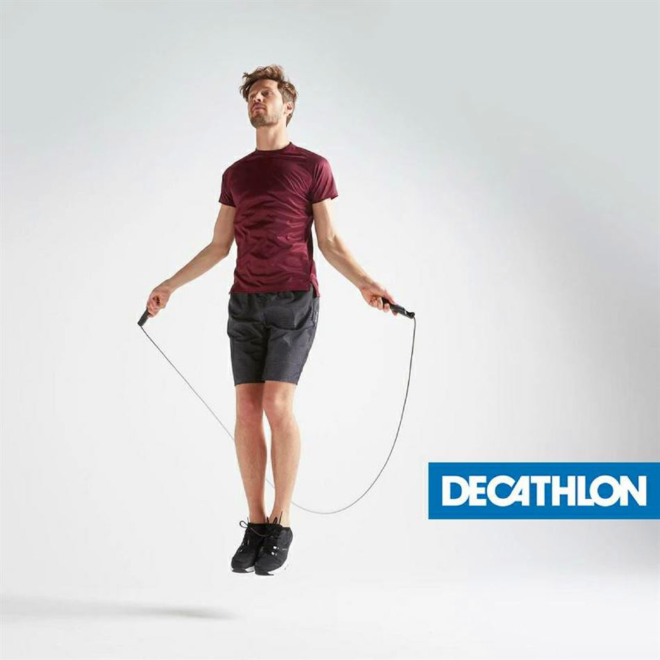 Catalogue Men's Tops DECATHLON DU 25/08/2020 AU 16/10/2020