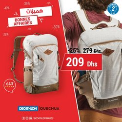Decathlon coupon à Oujda ( Expiré )
