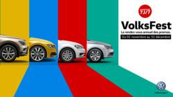 Promos de Volkswagen dans le prospectus à Casablanca