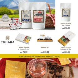 Promos de Tchaba Tea dans le prospectus à Tchaba Tea ( 3 jours de plus)