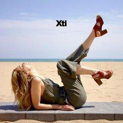 Promos de Vetêments, chaussures et accessoires dans le prospectus à Xti ( Publié hier)