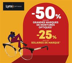 Lynx Optique coupon ( 3 jours de plus )