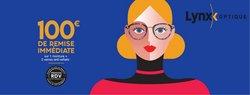 Promos de Parfumeries et Beauté dans le prospectus à Lynx Optique ( 3 jours de plus)