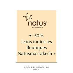 Promos de Parfumeries et Beauté dans le prospectus à Natus ( 20 jours de plus )