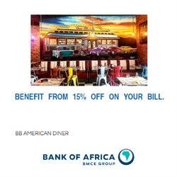 Promos de Banques dans le prospectus de BMCE Bank à Casablanca ( Plus d'un mois )