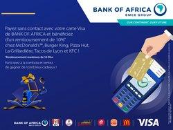 Promos de BMCE Bank dans le prospectus à BMCE Bank ( Expiré)