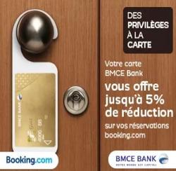 Promos de BMCE Bank dans le prospectus à Casablanca