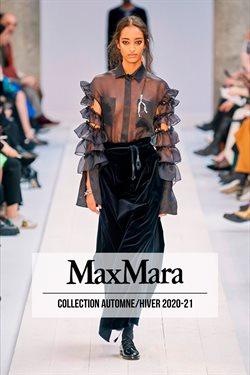 MaxMara coupon à Casablanca ( Expiré )