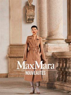 MaxMara coupon ( Plus d'un mois )