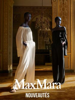 Promos de MaxMara dans le prospectus à MaxMara ( 5 jours de plus)