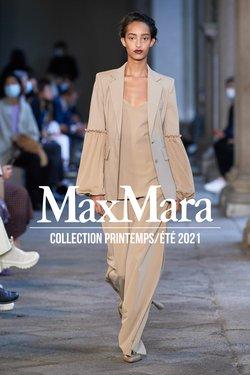 Promos de MaxMara dans le prospectus à MaxMara ( Plus d'un mois)