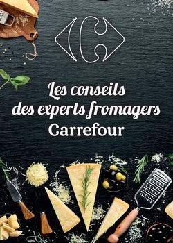 Promos de Supermarchés dans le prospectus à Carrefour ( Nouveau)