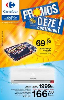 Promos de Supermarchés dans le prospectus à Carrefour ( 7 jours de plus)