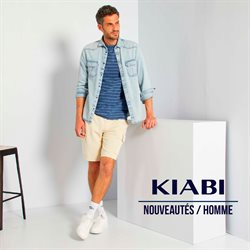 Promos de Kiabi dans le prospectus à Kiabi ( 19 jours de plus)