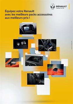Promos de Voitures, Motos et Accessoires dans le prospectus à Renault ( 2 jours de plus)