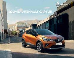 Promos de Voitures, Motos et Accessoires dans le prospectus de Renault à Tanger ( Plus d'un mois )