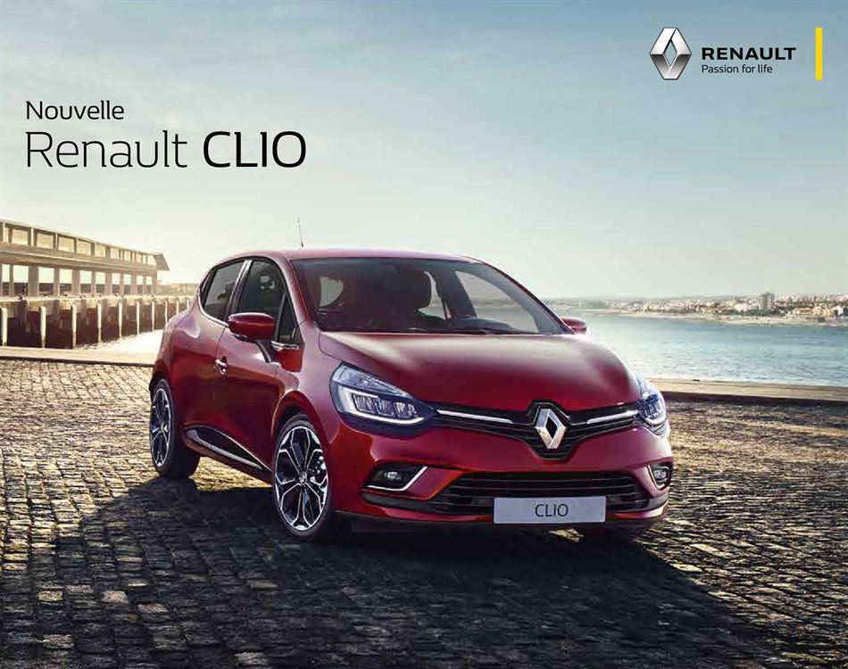 Catalogue Renault Clio Promotion 06/02/2020 AU 15/11/2020