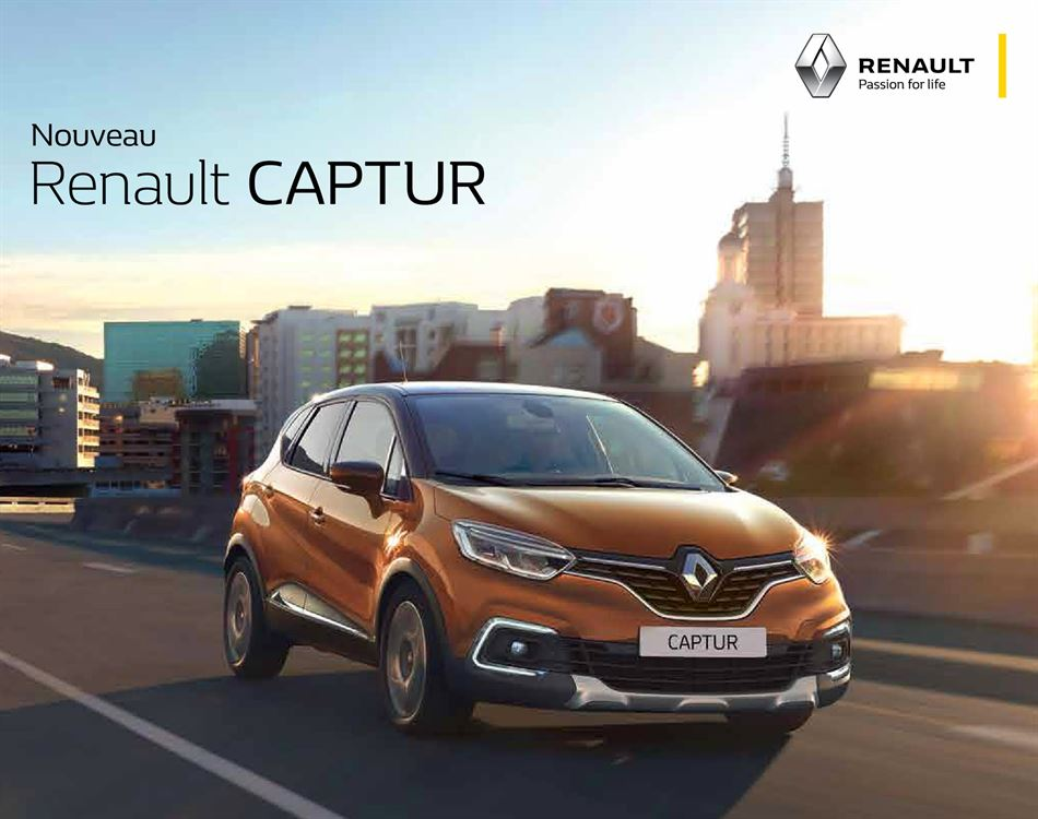 Catalogue Renault Captur Promotion  06/02/2020 AU 15/11/2020